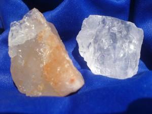 ROCK SALT CRYSTAL